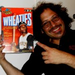 Bob w Wheaties