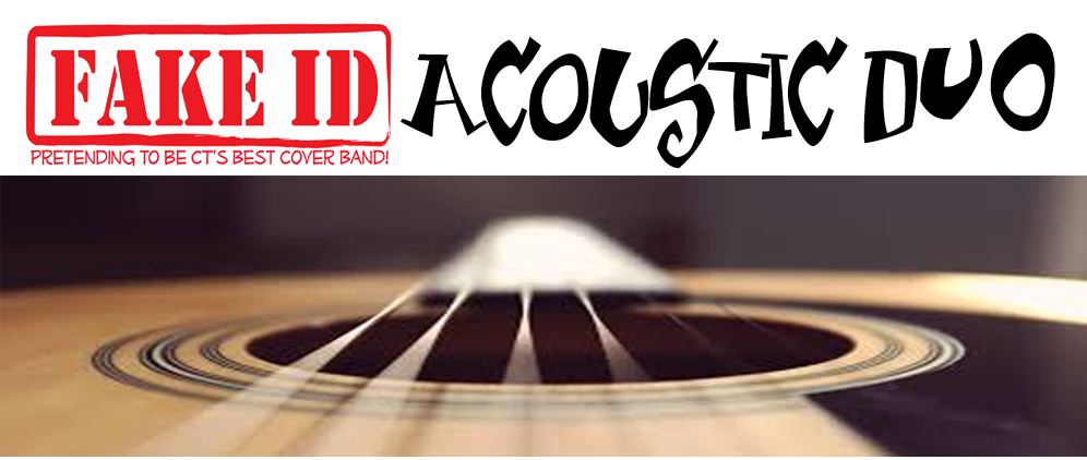 Fake ID Acoustic Duo copy